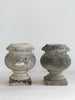 Pair 19th Century French Marble Urns - Decorative Antiques UK  - 1
