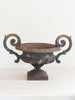 Antique French Cast iron Black Jardiniere - Decorative Antiques UK  - 1