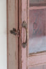 Antique Painted Glazed Wall Cupboard - Decorative Antiques UK  - 2