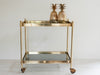 Mid Century Italian Drinks Trolley - Decorative Antiques UK  - 4