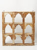 Handcrafted Indian Wall Display Unit
