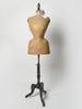Antique French Wasp Waist Mannequin, circa 1880