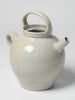 Vintage French Olive oil pot from Digoin Burgundy
