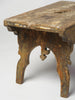 Antique Swedish Milking Stool