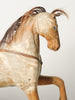 Amazing Antique Swedish Rocking horse, original paint