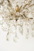 Amazing Antique Italian Crystal Chandelier