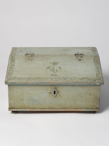 Antique Swedish Writing Box