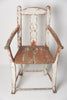 Antique 18th Century Swedish Folk Art Chair