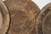 Collection Antique 18th Century Swedish Wooden Plates