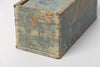 Antique Swedish Spice Box with original paint