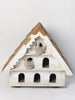 Handcrafted Wooden Birdhouses in 3 sizes