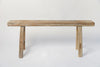 Rustic Chinese Elm Benches