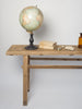 Rustic Elm Console Table