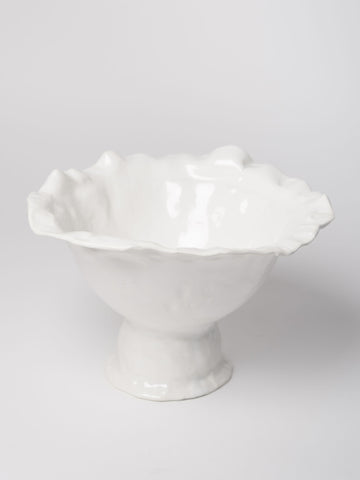 Marigold and Lettice large Pedestal bowl