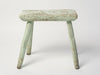 Antique Hungarian Painted Stool