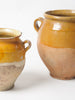 Antique French Provencal Confit Pots
