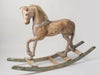 Amazing Antique Swedish Rocking horse