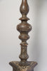 Amazing Antique 19th Century French Painted Torchere