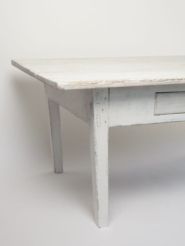 Antique Swedish Painted Coffee Table