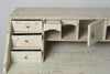 Antique Swedish dry scraped Bureau circa 1840