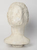 Beautiful Vintage Plaster bust dated 1997