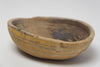 Antique Swedish handcarved root bowl