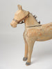 Antique 19th Century Swedish Toy horse, dry scraped