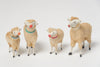 Vintage German Putz sheep