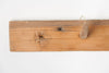 Antique Swedish Peg Rail