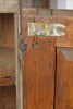 Antique 18th Century Corner Hanging Cupboard