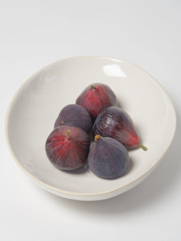 Wonkiware Etosha Medium Pod Platter in White