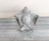 Pretty Antique French Wooden Pediment - Decorative Antiques UK  - 5