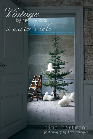 "Vintage by Nina.com...""A Winter's Tale"" book - Decorative Antiques UK  - 1"