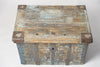 Antique 19th Century Swedish Box with heart details
