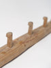 Antique 19th Century Swedish handmade peg rail