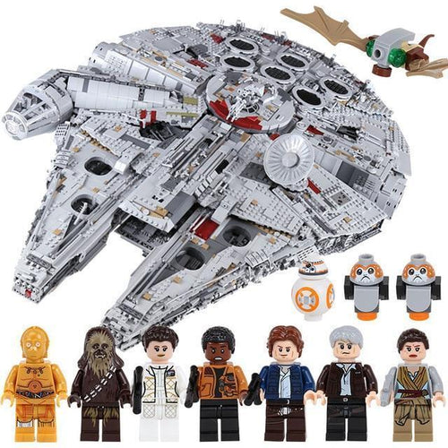 Millennium Falcon - 80% OFF TODAY