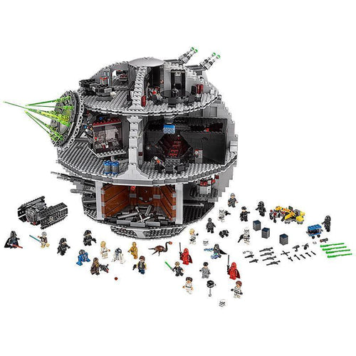 Star Plan Series Force Waken UCS Death Star