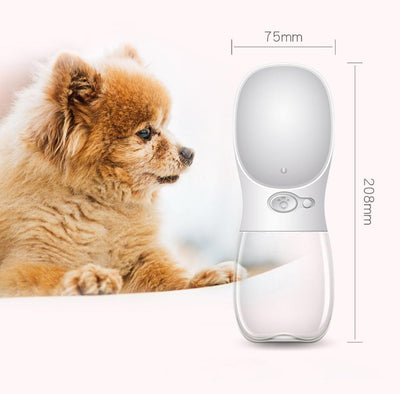 (FALTA) (VAMOS USAR) Pet Soft Portable Pet Dog Water Cup Dog Bowl Cups Dogs Cats Feeder Water Outdoor For Puppy Cat Pets 200003722 Super Shop