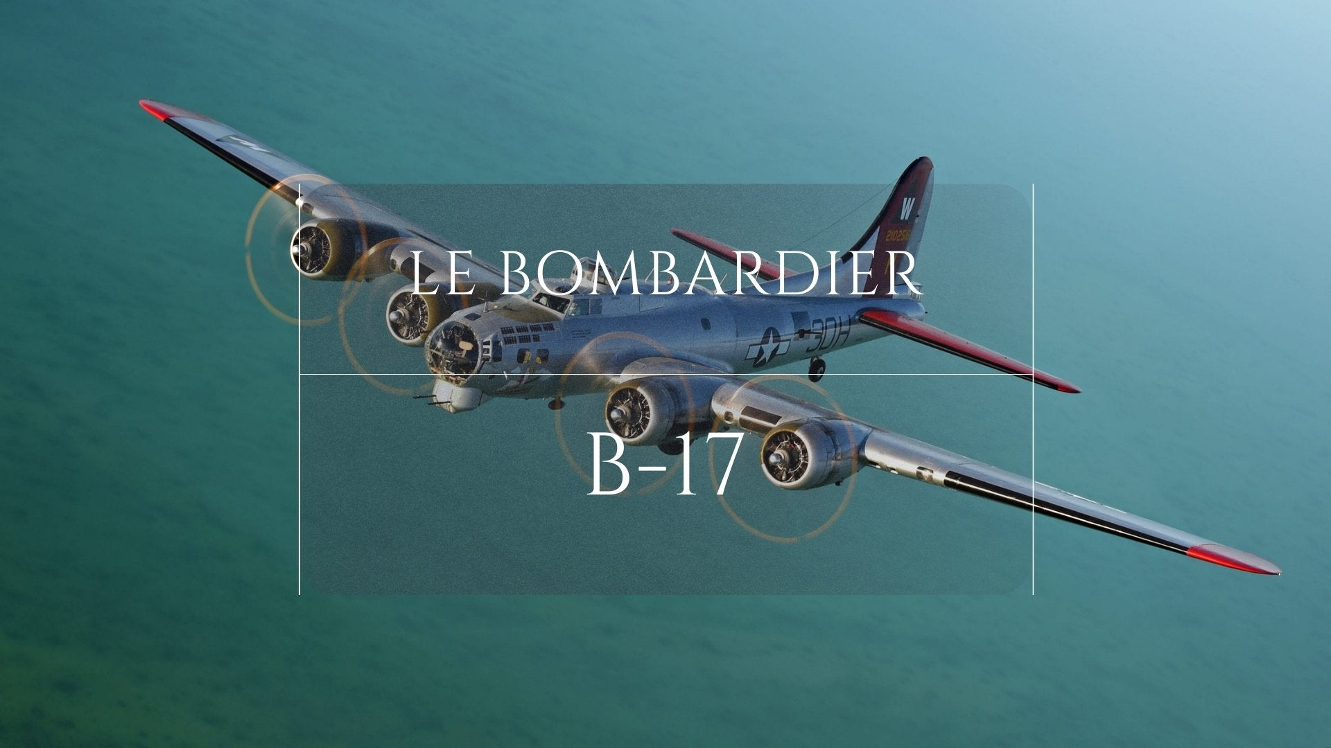 Le B-17, un avion bombardier indestructible ?