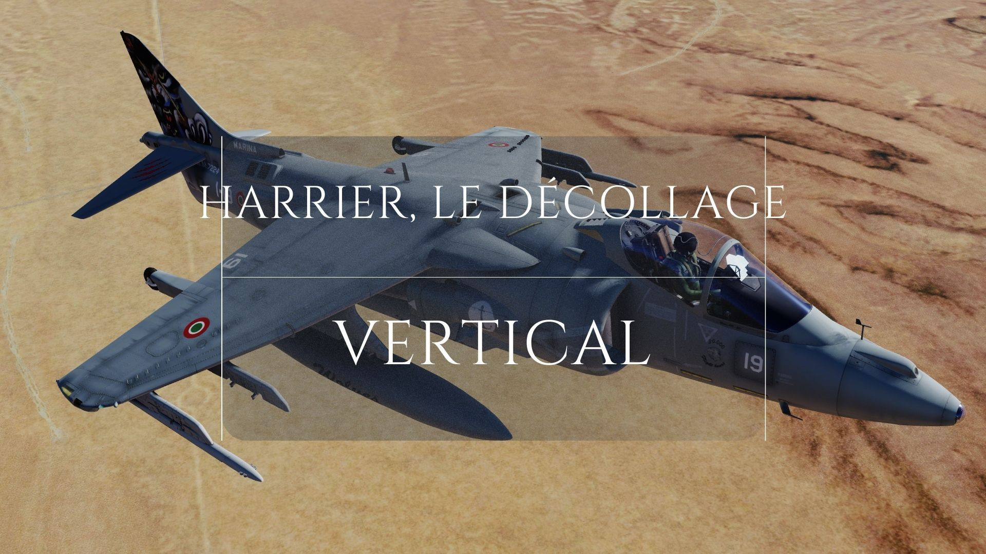 Avion Harrier
