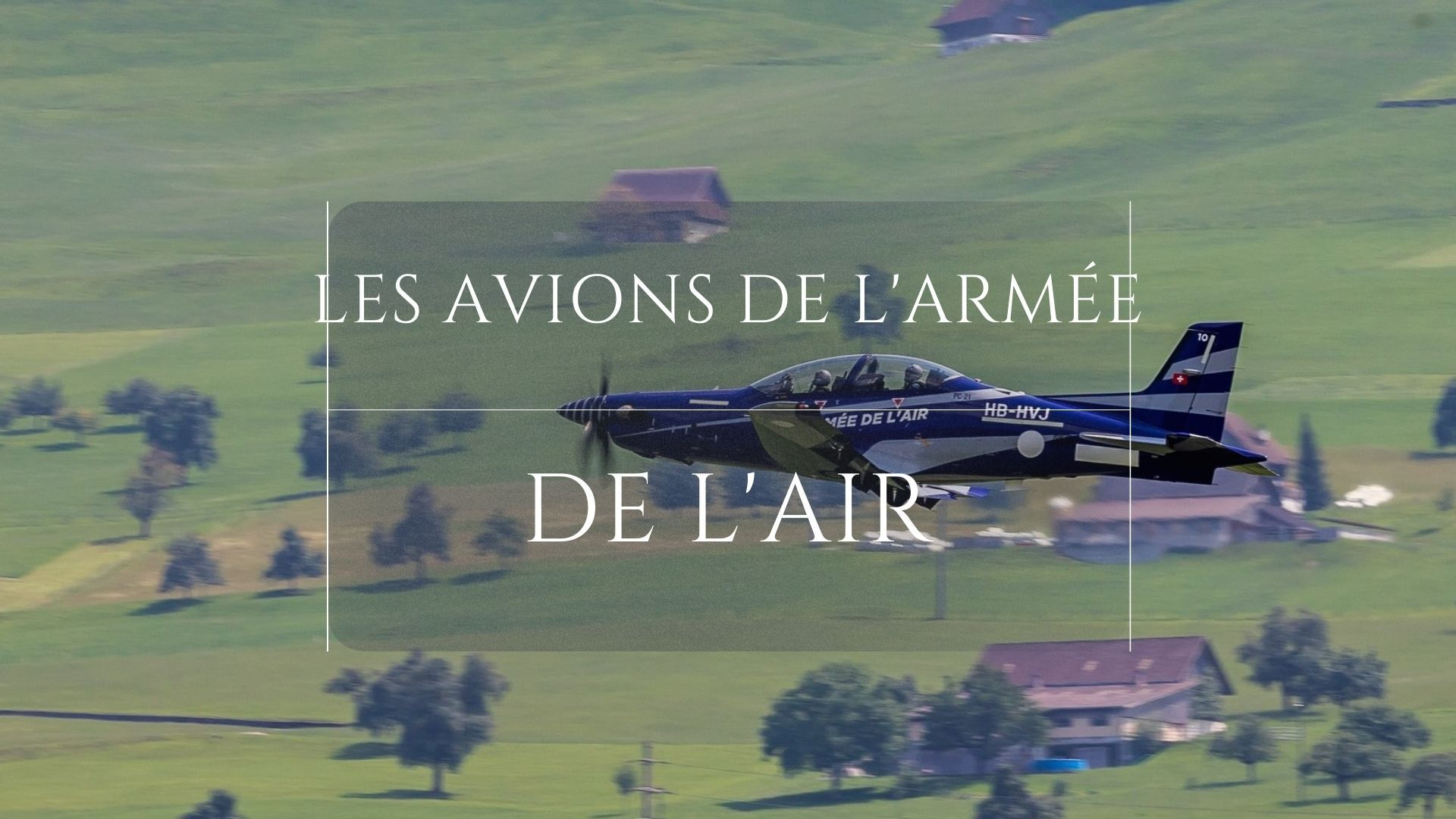 TOP 10 avion armée de l'air