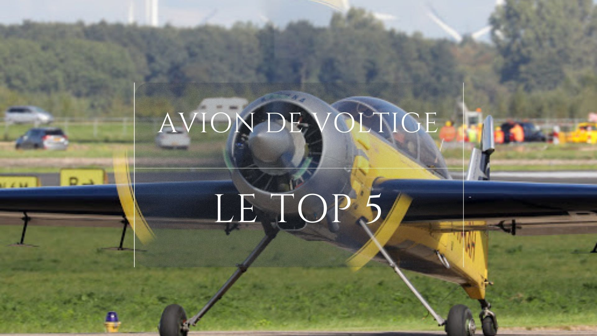 Top 5 Avion de voltige