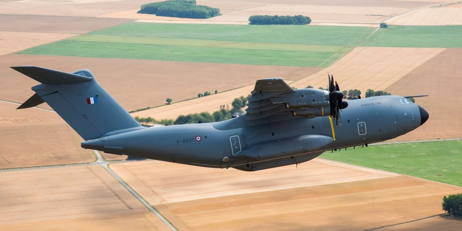 A400M Atlas Armée de l'air