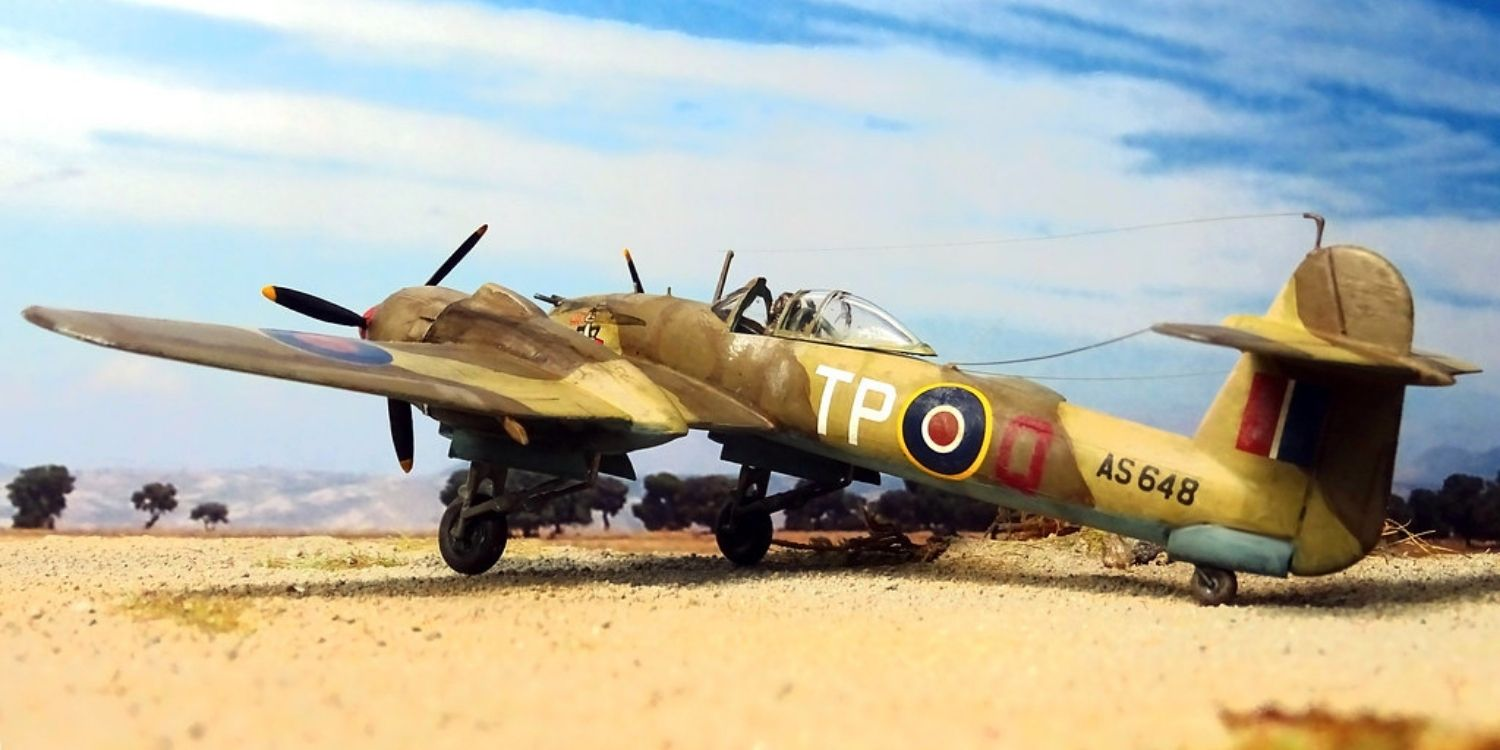 Chasseur Lourd Westland Whirlwind