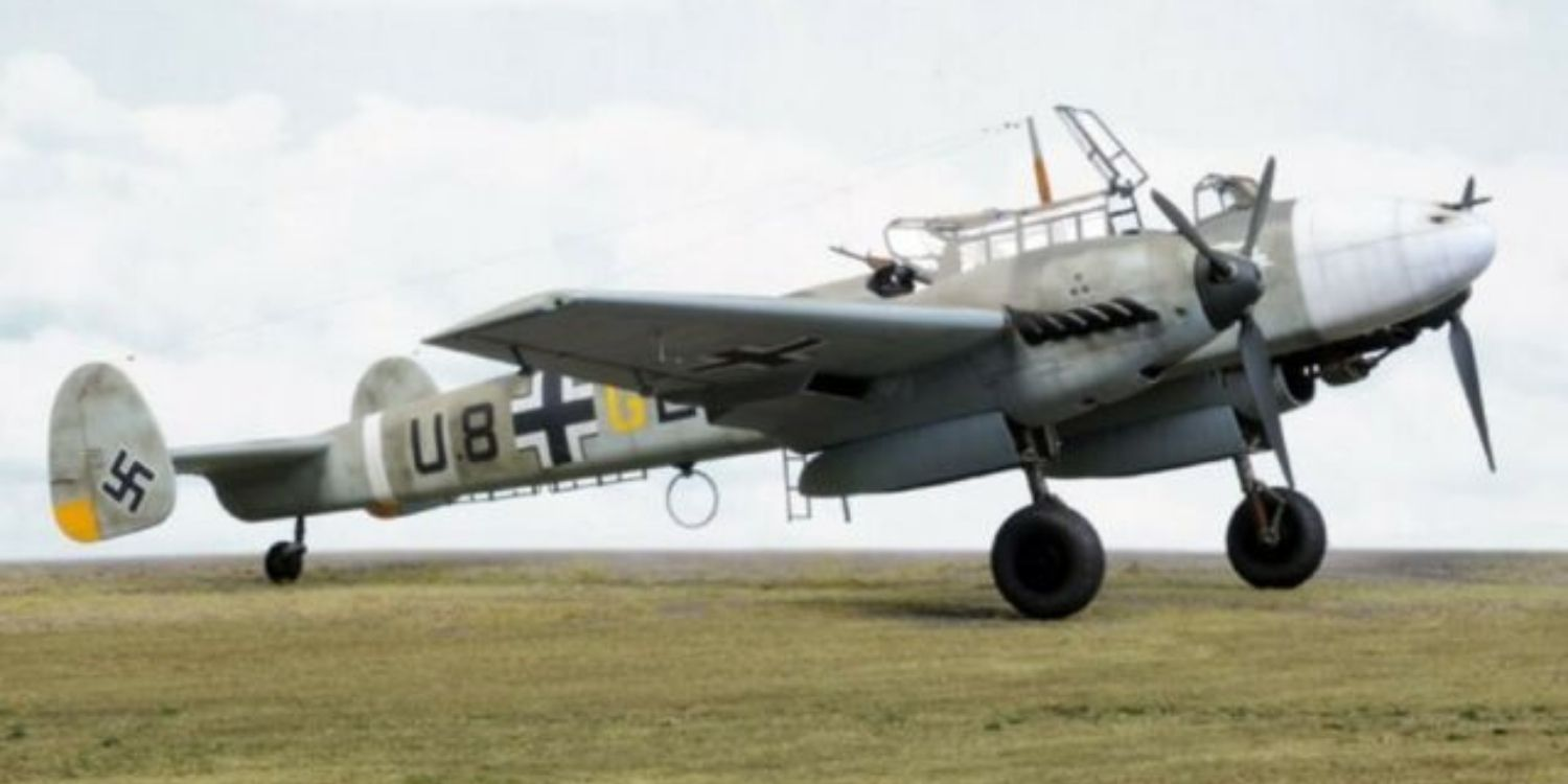 Chasseur lourd BF 110