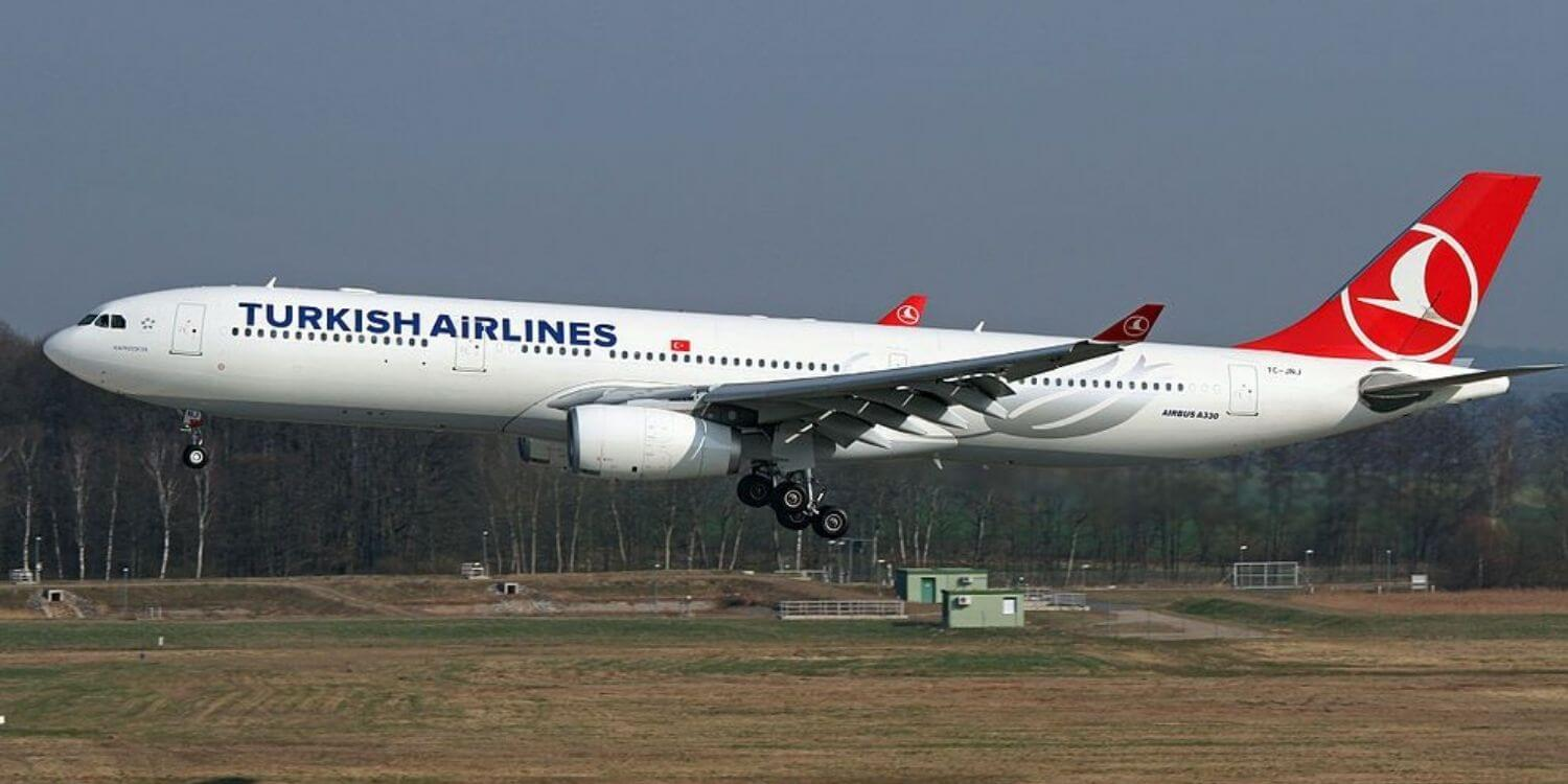 A330 300 Turkish Airlines