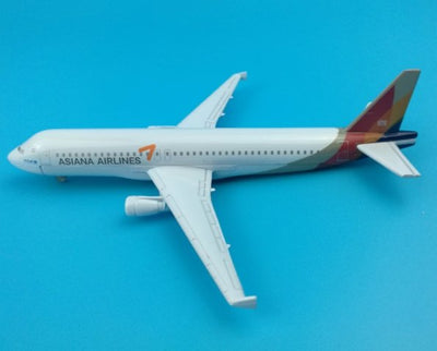 A320 Miniature Asiana Airlines