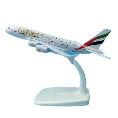 Emirates A380 Miniature