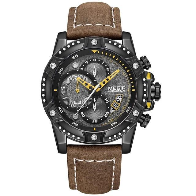 Montre Aviateur Chronographe | Aviateur Solitaire
