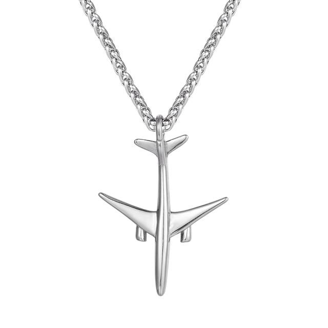 Collier Avion de Ligne